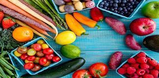 9 Maneras de Aumentar su consumo de Frutas y Verduras