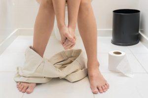Evite lo siguiente para el alivio de la diarrea: